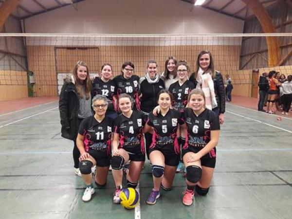 Départementale Féminine - Brocéliande Volley